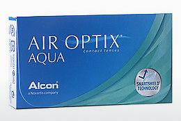 Kontaktlinser Alcon AIR OPTIX AQUA (AIR OPTIX AQUA AOA3)