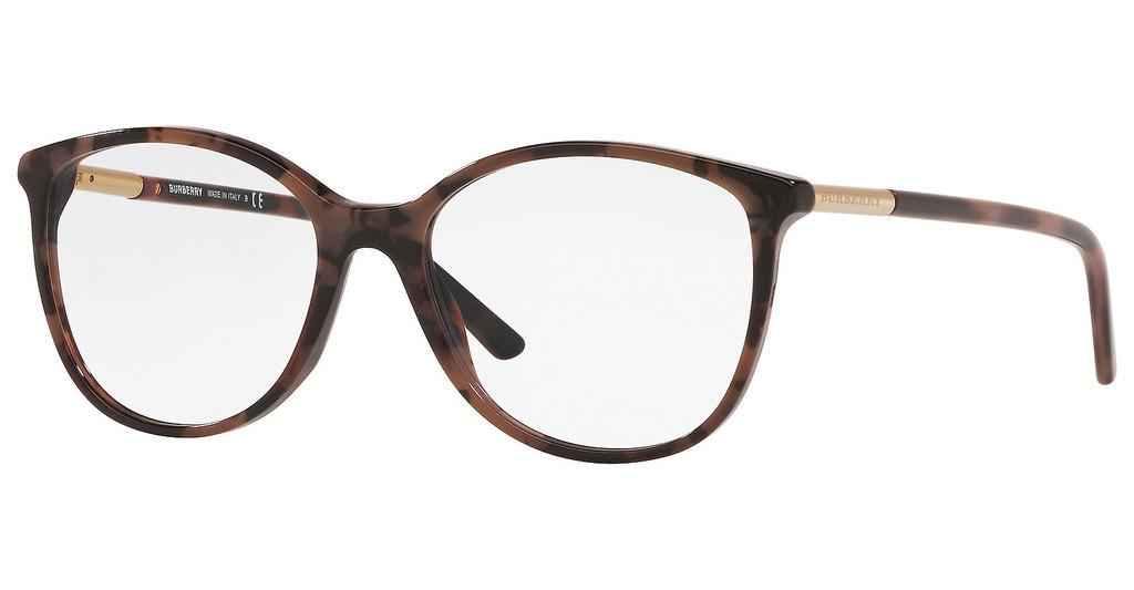 Burberry   BE2128 3624 SPOTTED BROWN HAVANA