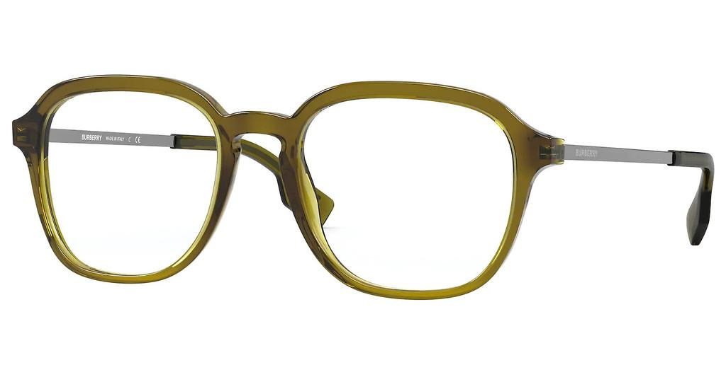Burberry   BE2327 3356 TRANSPARENT OLIVE
