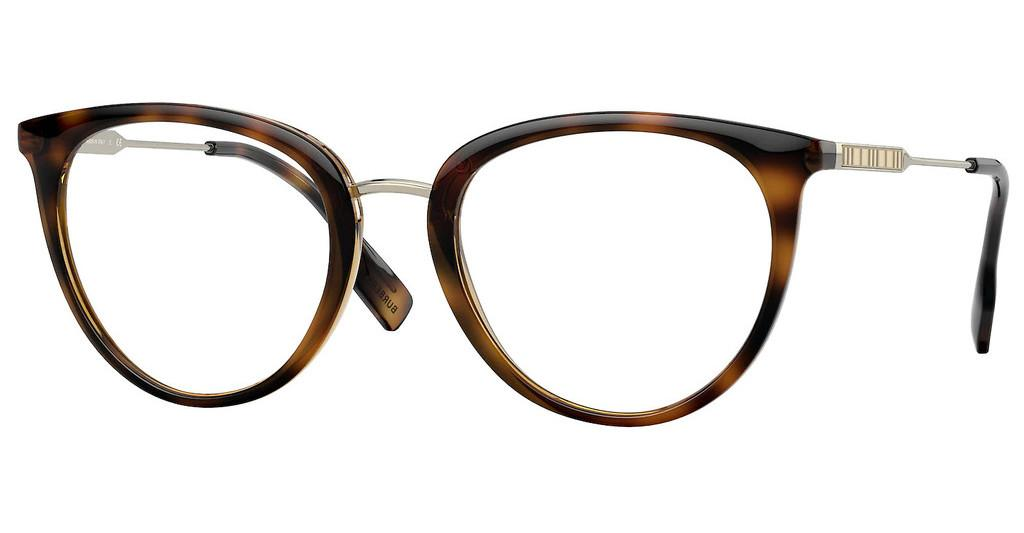 Burberry   BE2331 3884 DARK HAVANA