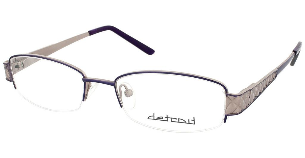 Detroit   UN440 02 matt purple-matt light brown