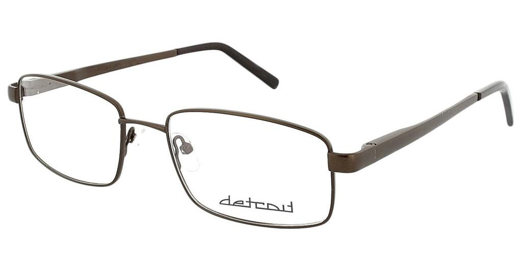 Detroit   UN512 03 semimatt dark brown