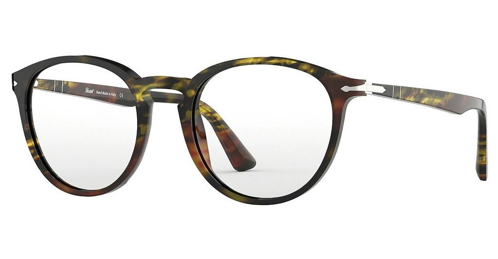 Persol   PO3212V 1079 TORTOISE GREEN BROWN