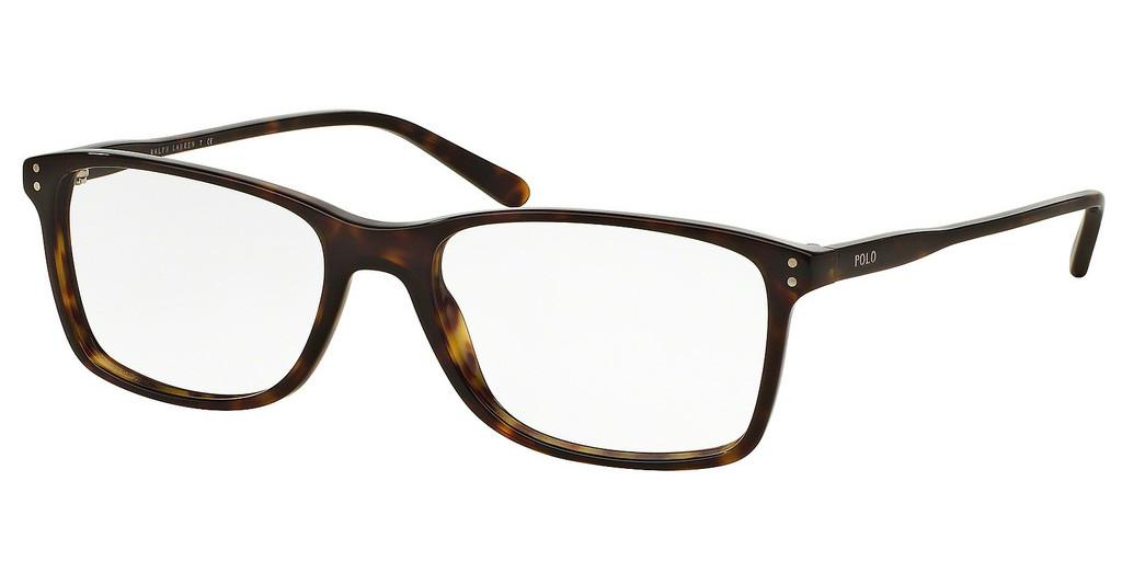 Polo   PH2155 5003 SHINY DARK HAVANA
