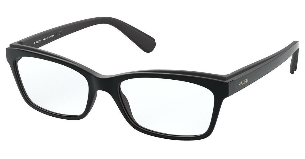 Ralph   RA7115 5001 SHINY BLACK ON MATTE BLACK