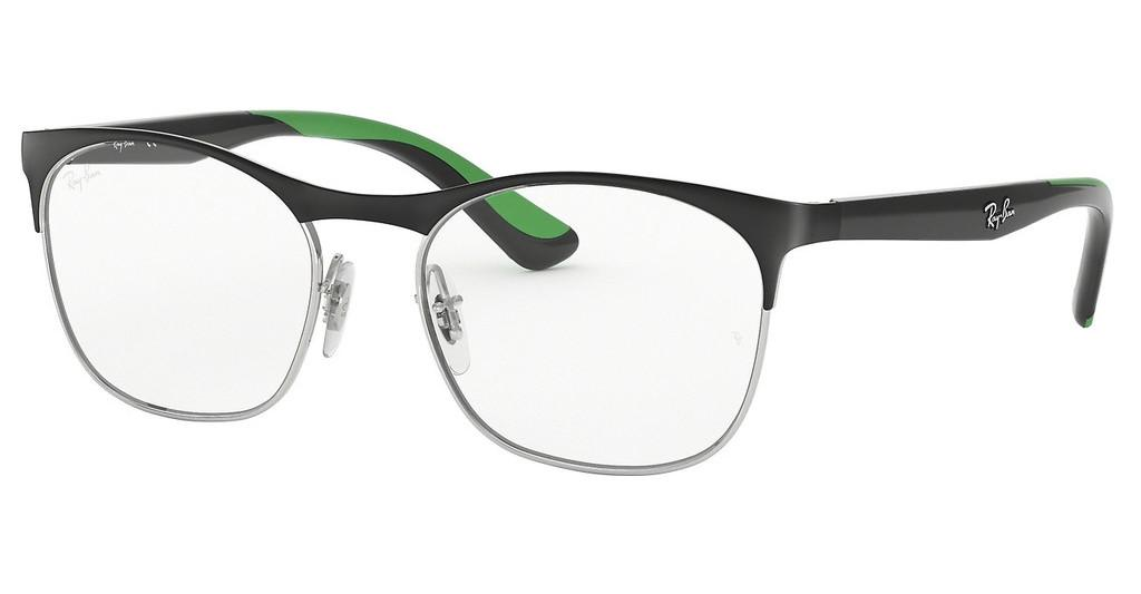 Ray-Ban Junior   RY1054 4069 SILVER ON TOP MATTE BLACK