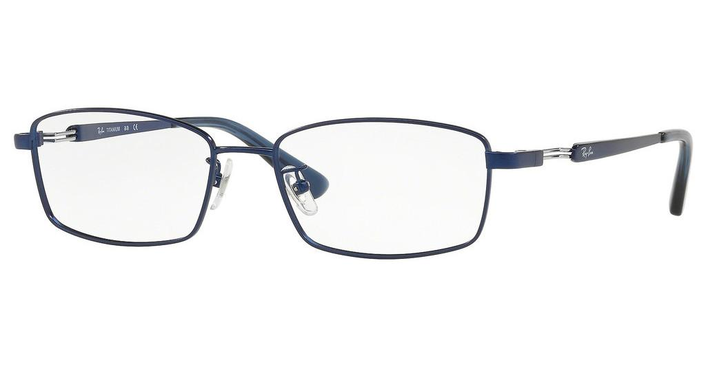 Ray-Ban   RX8745D 1061 MATTE DARK BLUE