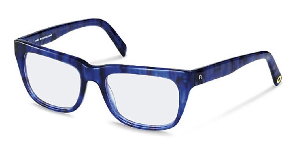 Rocco by Rodenstock   RR414 D blue structured