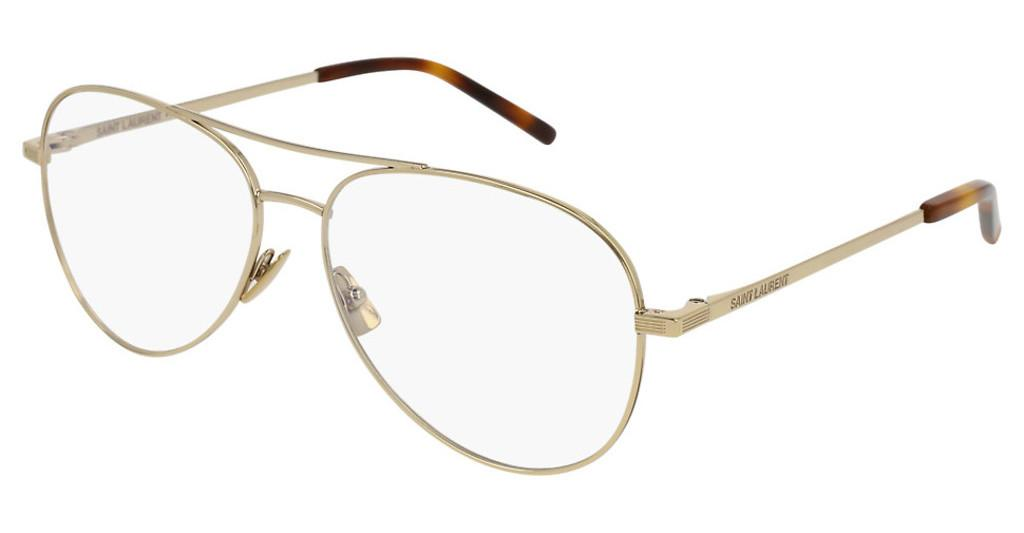 Saint Laurent   SL 153 002 GOLD