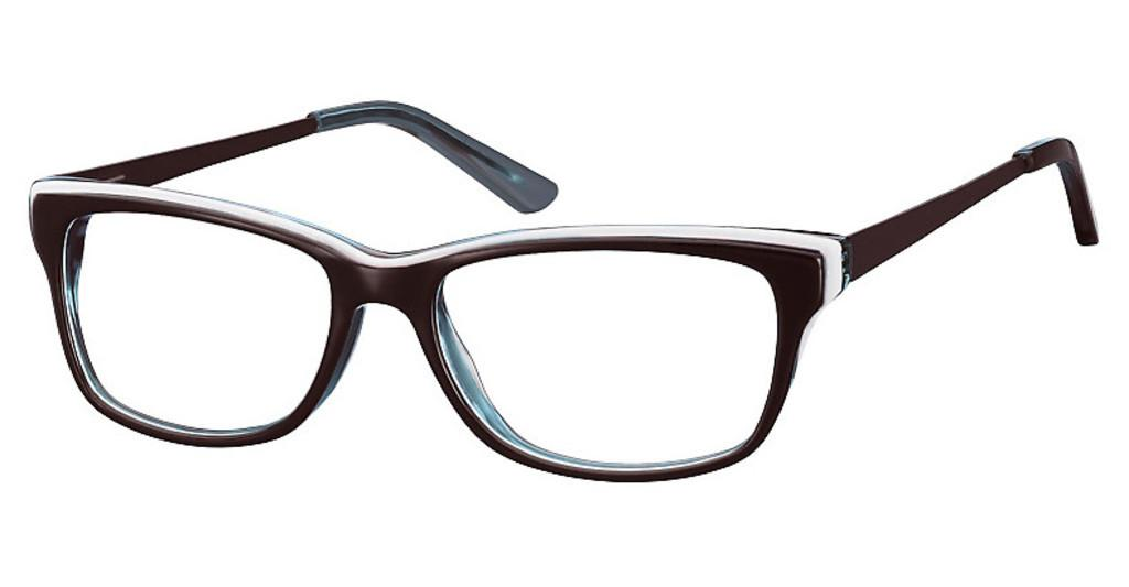 Sunoptic   A81 H Brown/Turquoise