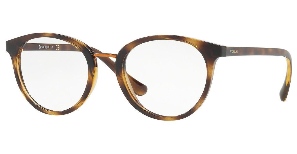 Vogue   VO5167 W656 DARK HAVANA