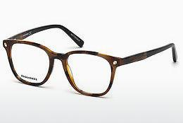 Designer briller Dsquared DQ5228 053 - Havanna, Yellow, Blond, Brown