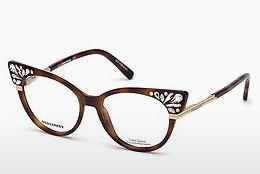 Designer briller Dsquared DQ5256 053 - Havanna, Yellow, Blond, Brown