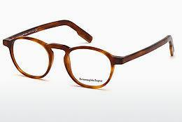 Designer briller Ermenegildo Zegna EZ5144 053 - Havanna, Yellow, Blond, Brown