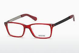 Designer briller Guess GU1869 070 - Bourgogne, Bordeaux, Matt