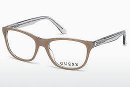 Designer briller Guess GU2585 059 - Horn, Beige, Brown