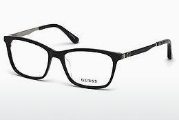 Designer briller Guess GU2630 001 - Sort, Shiny