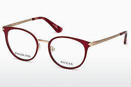 Designer briller Guess GU2639 069 - Bourgogne, Bordeaux, Shiny