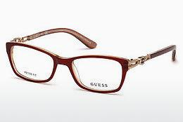 Designer briller Guess GU2677 069 - Bourgogne, Bordeaux, Shiny