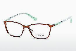 Designer briller Guess GU9154 046 - Brun, Bright, Matt