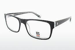 Designer briller HIS Eyewear HPL367 003 - Sort