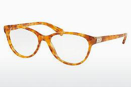 Designer briller Ralph RA7080 1586 - Gul, Havanna, Orange