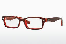 Designer briller Ray-Ban Junior RY1530 3664 - Rød