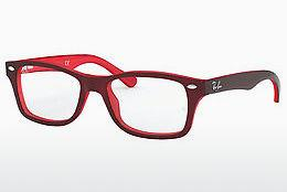 Designer briller Ray-Ban Junior RY1531 3592 - Rød
