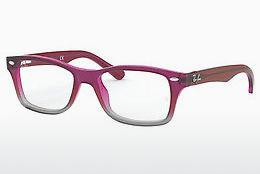 Designer briller Ray-Ban Junior RY1531 3648 - Rosa