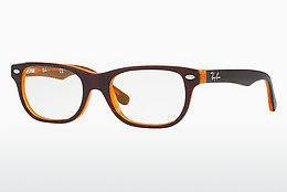 Designer briller Ray-Ban Junior RY1555 3674 - Brun, Orange