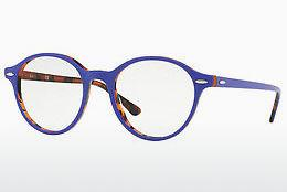 Designer briller Ray-Ban Dean (RX7118 5716) - Purpur, Brun, Havanna, Orange