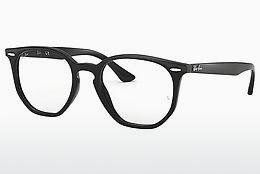 Designer briller Ray-Ban RX7151 2000 - Sort