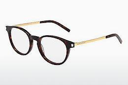 Designer briller Saint Laurent SL 25 003 - Brun, Havanna