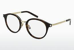 Designer briller Saint Laurent SL 91 007 - Brun, Havanna