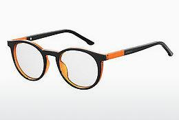 Designer briller Seventh Street S 281 8LZ - Sort, Orange