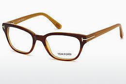 Designer briller Tom Ford FT5207 047 - Brun, Bright