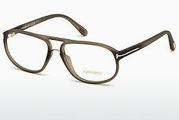 Designer briller Tom Ford FT5296 046 - Brun, Bright, Matt