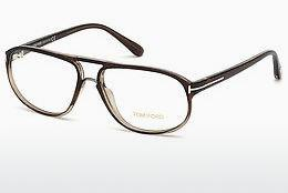 Designer briller Tom Ford FT5296 050 - Brun, Dark
