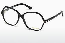Designer briller Tom Ford FT5300 001 - Sort, Shiny