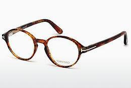Designer briller Tom Ford FT5409 053 - Havanna, Yellow, Blond, Brown