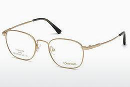 Designer briller Tom Ford FT5417 028 - Guld