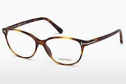 Designer briller Tom Ford FT5421 053 - Havanna, Yellow, Blond, Brown