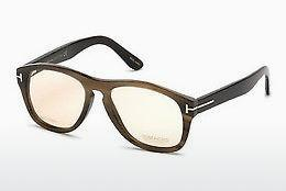 Designer briller Tom Ford FT5440-P 64E - Horn, Horn, Brown