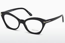 Designer briller Tom Ford FT5456 002 - Sort, Matt