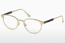 Designer briller Tom Ford FT5482 028 - Guld