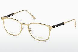 Designer briller Tom Ford FT5483 028 - Guld