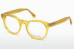 Designer briller Tom Ford FT5489 041 - Gul