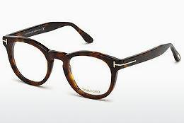 Designer briller Tom Ford FT5489 055 - Flerfarvet, Brun, Havanna