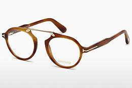 Designer briller Tom Ford FT5494 053 - Havanna, Yellow, Blond, Brown