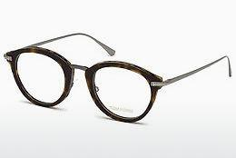 Designer briller Tom Ford FT5497 052 - Brun, Dark, Havana